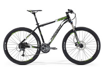 "Артикул 6110556389 — В-д Merida Big.Seven 300 Size: 21.5"" 15' Met. Black (white/green) (56389)"