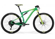 "Артикул 43715 — В-д 18 Merida Ninety-Six 9.600 К:29"" Р:L(20"") Green/LiteGreen (6110743715)"