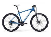 "Артикул 17247 — В-д Merida Big.Seven 100 Size: 18.5"" 16' Matt Blue (White) (17247)"