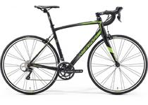 "Артикул 6110611382 — В-д Merida Ride 100-24 Size: L 56cm"" 16' Silk Black (green) (11382)"