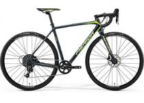 Артикул 18433 — В-д 18 Merida CycloСross 6000 К:700C Р:M(53cm) DarkGrey/Green/Yellow (6110718433)