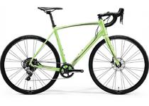 Артикул 90947 — В-д 17 Merida Ride Disc Adventure Колесо:700C Рама:L(56cm) Green/Black (90947)