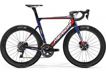 Артикул 31609 — В-д 18 Merida Reacto Disc Team-E К:700C Р:SM(52cm) DarkBlue/BahrainTeam (6110731609)