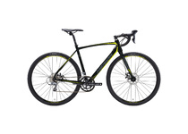Артикул 6110805685 — Велосипед 19 Merida CycloСross 90 К:700C Р:ML(54cm) MattBlack/DarkSilver/Yellow (6110805685)