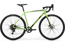 Артикул 82417 — Велосипед 19 Merida Mission CX600 К:700C Р:XS(47cm) LightGreen/Black (6110782417)