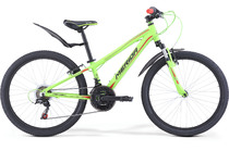 "Артикул 2000053531146 — Велосипед 17 Merida Matts J24 Boy К:24"" Р:One Size Green/Red/Black (2000053531146)"