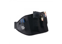 Артикул Н30264 — Сумка поясная Race Face Rip Strip Lumbar Belt Stealth OS (NA552040)