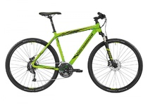 Артикул Н38125 — Велосипед Bergamont Helix 5.0 Apple Green Size:56 см (2016)