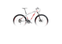 Артикул W522D — Велосипед MTB Wilier 407 XB Deore Mix'17 White/Red