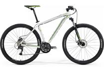 "Артикул 6110579373 — Велосипед Merida Big.Nine 40-MD Size: 17"" 15'  White (light grey/green) (79373)"