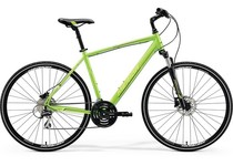 Артикул 22035 — Велосипед 18 Merida Crossway 20-D К:700C Р:SM(48cm) Green/LiteGreen/Black (6110722035)