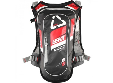 Рюкзак-гидропак Leatt GPX Race HF 2.0 Red/Black (7016100120)
