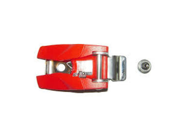 Застежка к мотоботам Fox Instinct/Comp 8 Buckle Red/White (13204-054-NS)