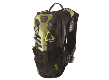 Рюкзак-гидропак Leatt DBX Cargo 3.0 Black/Lime (7017100130)