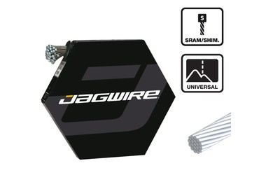 Трос переключения Jagwire Basics Shift Cable Galvanized 1.2 x 2300 мм [100] (BWC1011)