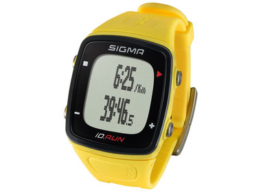 Пульсометр Sigma Sport ID.Run Yellow (24810)