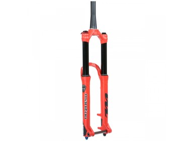 "Аморт.вилка Manitou Mattoc PRO 3 27.5"" Boost 160mm Tapered 15mm Axle Matte Red (191-33673-A002)"