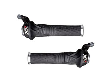 Манет. Front+Rear Shifter XX Grip Shift (2x10cк.) w Locking Grip (00.7018.012.000)