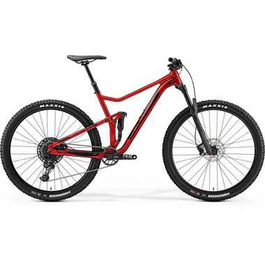 "Артикул 89135 — Велосипед 19 Merida One-Twenty 9.600 К:29"" Р:L(19"") Red/Black (6110789135)"