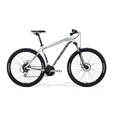 "Артикул D0006134 — Велосипед Merida Big 7 20MD Size: 17"" 14 White (grey/black) (37430)"