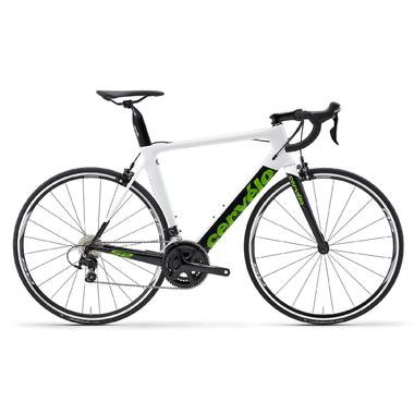 "Артикул D0006401 — Велосипед Merida Big Nine 300 Size: 19"" 14 Met.Black (white/green) (05708)"