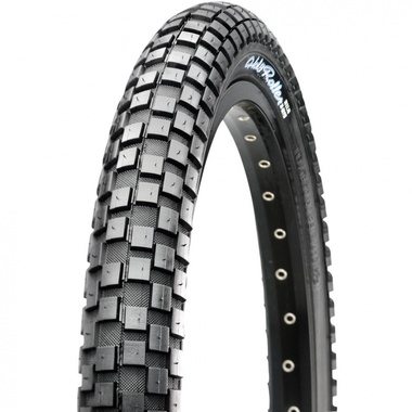Артикул S02177 — Покрышка Maxxis Holy Roller 20x1.95 TPI 60 сталь 70a Single (TB29478000)