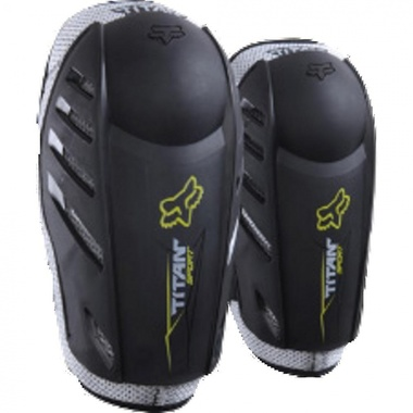 Артикул Н27154 — Налокотники Fox Titan Sport Elbow Guard Black S/M (06191-001-S/M)