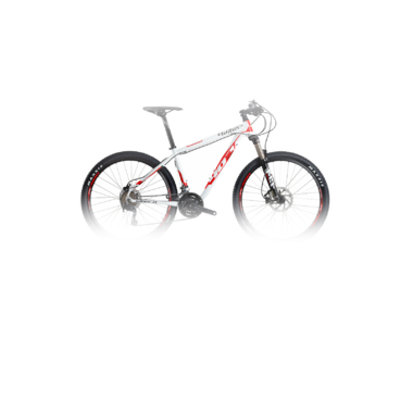 Артикул W522D — Велосипед MTB Wilier 407 XB Deore Mix'16 White/Red