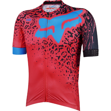 Артикул Н34267 — Веломайка Fox Ascent Comp SS Jersey Neon Red L (15256-531-L)