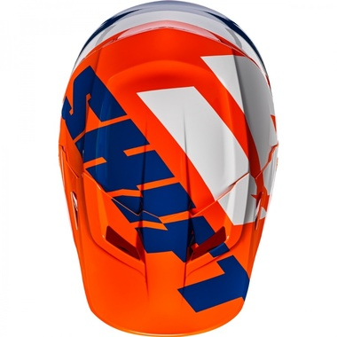 Артикул Н39671 — Козырек к шлему Shift White Tarmac Helmet Visor Orange XL/XXL (18337-009-XL/2XL)