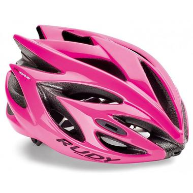 Артикул HL570092 — Каска Rudy Project RUSH PINK FLUO SHINY M