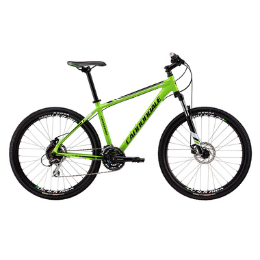 Артикул О0006828 — Велосипед Cannondale Trail 5 Size: X Green '13 (C13FT5X/GRN)