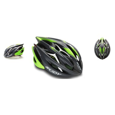 Артикул HL512801 — Каска Rudy Project STERLING MTB GRAPHITE-LIME FLUO MATT S/M