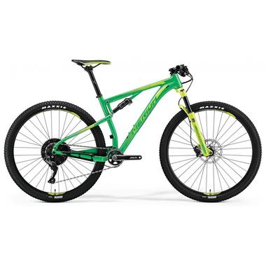 "Артикул 43715 — Велосипед 18 Merida Ninety-Six 9.600 К:29"" Р:L(20"") Green/LiteGreen (6110743715)"