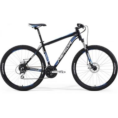 "Артикул D0006139 — Велосипед Merida Big 7 20MD Size: 20"" 14 Black (blue/white) (33942)"