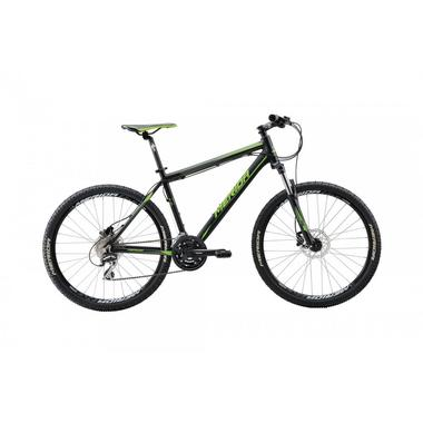 "Артикул 6110620901 — Велосипед Merida Big.Nine 20-D Size: 21"" 16' Matt-Black(Green) (20901)"