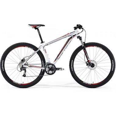 "Артикул D0005676 — Велосипед Merida Big Nine 40 Size: 19"" 14 White (black/red) (21728)"