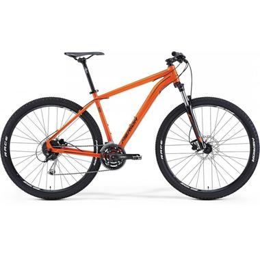 "Артикул 6110565663 — Велосипед Merida Big.Nine 100 Size: 19"" 15' Orange (black/dk.grey) (65663)"