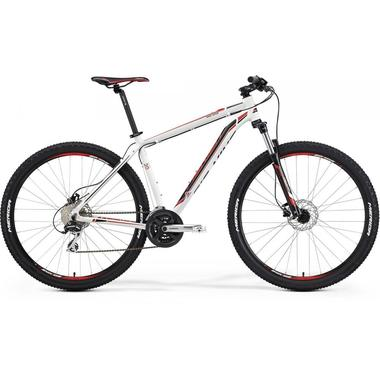 "Артикул 6110558358 — Велосипед Merida Big.Nine 20-D Size: 15"" 15'  White (black/red) (58358)"