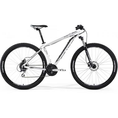 "Артикул D0006118 — Велосипед Merida Big Nine 20MD Size: 17"" 14 White (grey/black) (41388)"