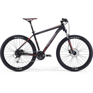 "Артикул 6110609566 — Велосипед Merida Big.Nine 100 Size: 21"" 16' Matt-Black(Signal-Red/Grey) (09566)"