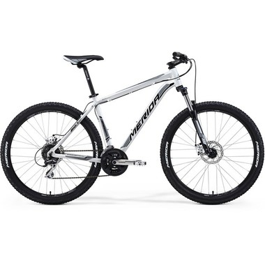 "Артикул D0006136 — Велосипед Merida Big 7 20MD Size: 20"" 14 White (grey/black) (37452)"
